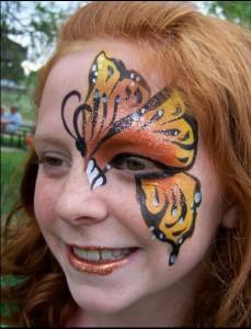 read head butterfly