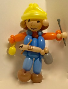 Bob the Builder balloon